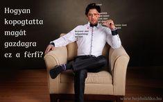 Gazdagra kopogtatta magát ez a férfi- pénz és ÉFT Karate, Feng Shui, Techno, Alternative, Techno Music