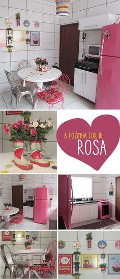 A vida pode ser um mar de rosa!