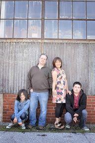 urban family photo pose - Google Search