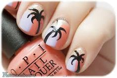 nail art morado - Buscar con Google