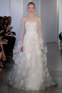 abiti da sposa oscar de la renta 2017 52072 | Sposalicious