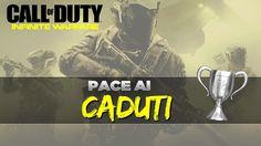 Call of Duty: Infinite Warfare - Pace ai caduti - Guida Trofei / Obiettivi
