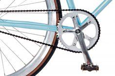 Santa Fixie. Foffa Bike Azure. Foffa Single Speed Bike.
