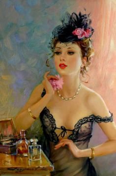 "Konstantin Razumov.....""I'm all excited... he'll be here any minute now""....B."