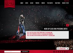 GunsnRoses - CoolHomepages Web Design Gallery