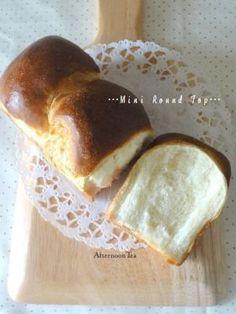 「【天然酵母】ふわふわミニ食パン。」ChococoHS | お菓子・パンのレシピや作り方【corecle*コレクル】