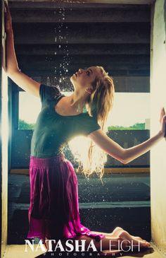 Dance in the rain // Natasha Leigh Photography