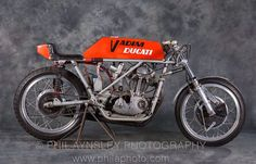 Very little is known about this bike. It is fitted with a rare 250 SC motor, number 34. It is thought to date from the late ...