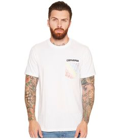 CONVERSE Pride Star Pocket Tee. #converse #cloth #shirts & tops
