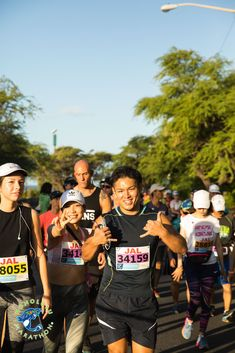 Signature event at the Honolulu Marathon Weekend. 2020 marks the anniversary of the largest marathon in the U. Marathon Today, Marathon Running, Long Distance Running, Honolulu Hawaii, Sounds Good, You Are Awesome, Paradise, Anniversary, Sign