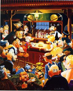 View The Goose Egg Nugget by Carl Barks