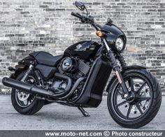 The new 2014 Harley-Davidson Street 750 : un cow-boy dans la ville