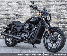 The new 2014 Harley-Davidson Street 750 : un cow-boy dans la ville