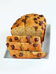 One Bowl Gluten Free Peanut Butter Quick Bread | I made this the other night and it was a success. It definitely needs butter or jam though. This is NOT a very sweet bread. I plan to make this again.