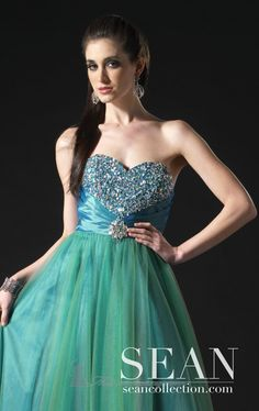 Sean Couture 70581 Dress - MissesDressy.com