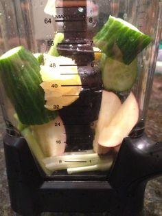 Refreshing Green Juice Recipe (my Favorite Juice) | Bonnie Donahue
