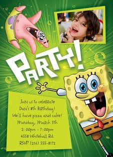 Party Spongebob
