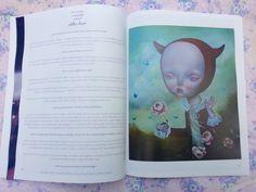 #faerietalesofviolette #magazine #interview #dilkabear #art #fairytale