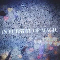 In pursuit of magic Magic Quotes, Me Quotes, Gala Darling, Darling Quotes, Good Vibe Tribe, Images And Words, In Pursuit, Life Motto, Cover Photos