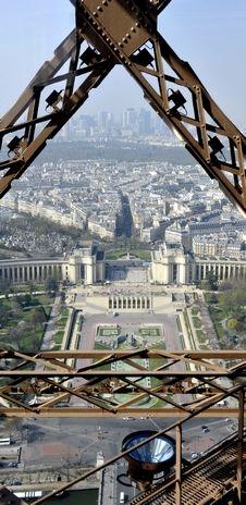 Bar à champagne 3ème étage Tour Eiffel