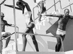 Gloaming Swimwear Galleries : Vogue Spain El Cuerpo