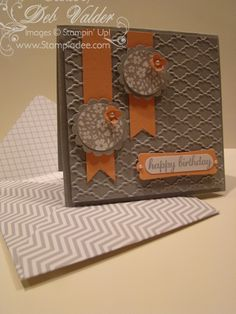 MOJO Monday 313 - Six-Sided Sampler with Deb Valder by djlab - Cards and Paper Crafts at Splitcoaststampers