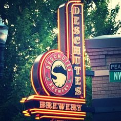 Deschutes Brewery & Public House in Portland, OR