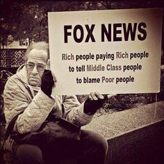 Never watch fox news. It's one od the most corrupt newschannels in the world.