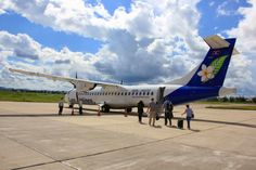 Luang Prabang, Laos, Pacific Airlines, Vietnam, National Airlines, Vientiane, Aviation, Scenery, Asia