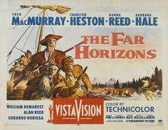The Far Horizons (1955) - Charlton Heston  DVD