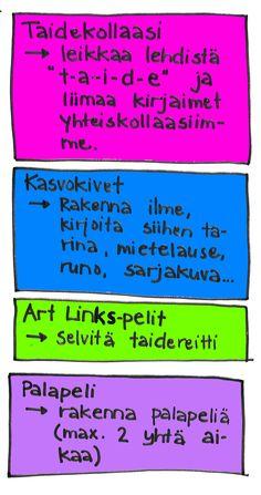 Kuviksen lisätyöt - ohje 3.