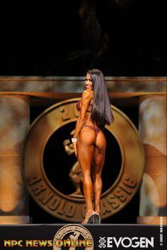 Jennifer Ronzitti - 2017 Arnold Classic
