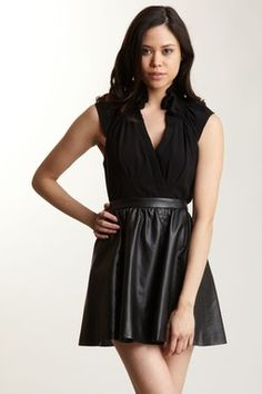 Eva Franco top and skirt