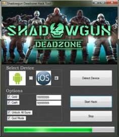 SHADOWGUN DEADZONE HACK TOOL  http://thegamecheaters.com/shadowgun-deadzone-hack/