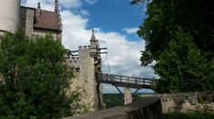 www.classic-car-tours.de Impressionen unserer Touren. Schloss Lichtenstein.
