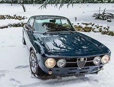 1975 Alfa Romeo GT 1300 Junior Scalino Kantenhaube GTV