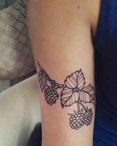 Image result for raspberry branch tattoos #armtattoosforwomen