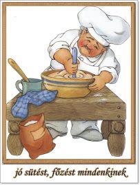 Receptek tematika szerint. Decoupage, Tricks, Smurfs, Illustration, Disney Characters, Fictional Characters, Kitty, Painting, Chefs