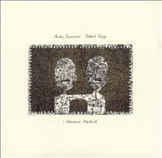 """Andy Summers & Robert Fripp """"I Advance Masked"""""""