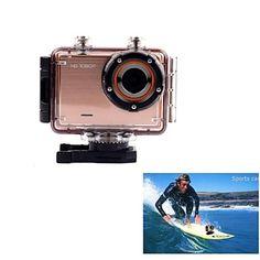 DV-AT91 1080P étanche 12,0 MP CMOS Sport Caméscope DVR plongée sous-marine – EUR € 119.59