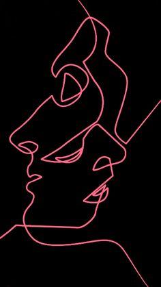 Best Ideas for wallpaper iphone black art - Art Drawings Black Wallpaper Iphone, Screen Wallpaper, Aesthetic Iphone Wallpaper, Cool Wallpaper, Wallpaper Backgrounds, Aesthetic Wallpapers, Camping Wallpaper, Artistic Wallpaper, Walpaper Iphone