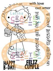 Abril 2014 - Latina Crafter
