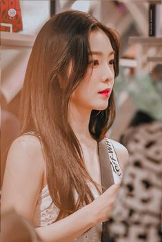 Irene - 'Longchamp LGP' Collection Pop-Up Store Opening @ Lotte Store Department 💞 ©ThinkB Red Velvet アイリーン, Irene Red Velvet, Red Velet, Seulgi, Ulzzang Girl, Swagg, South Korean Girls, Girl Crushes, Kpop Girls