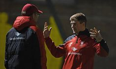 Kop Legend Steven Gerrard Talks Down Liverpool Coaching Role Despite Having Contact With Klopp Liverpool Klopp, Gerrard Liverpool, Liverpool Captain, Liverpool Fc, Liverpool Players, Sports Baseball, Football, Juergen Klopp, Stevie G