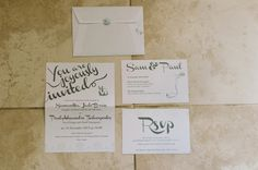 Bunny Themed Vineyard Hotel Wedding by Love Made Visible {Samantha & Paul} | SouthBound Bride