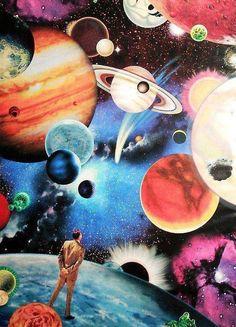 art trippy lsd acid psychedelic galaxy stars trip universe planets dmt Psychedelic art acid trip open your mind lsd trip Arte Inspo, Kunst Inspo, Psychedelic Art, Psychedelic Experience, Image Swag, Trippy Pictures, Art Pictures, Art Tumblr, Photos Originales
