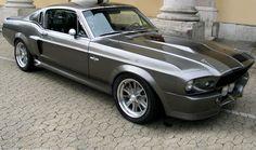1967 Eleanor Mustang GT500