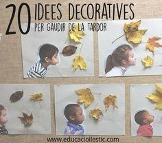 """20 idees decoratives per gaudir de la tardor - """"20 ideas decorativas para aprender a disfrutar del otoño"""""""