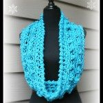 Lots of free patterns - Wonderful Winter Infinity Scarf