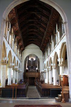 Framlingham Church, United Kingdom